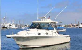 2009 PURSUIT 315